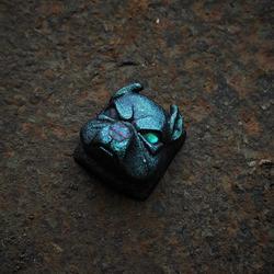 Alpha Keycaps - Mr Worldwide - Dark Matter