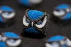 Alpha Keycaps - Keypora - Blue Bird