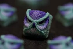 Alpha Keycaps - Keypora - Undead Lavender