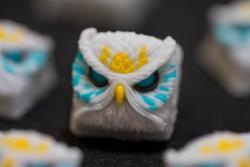 Alpha Keycaps - Keypora - Seagull