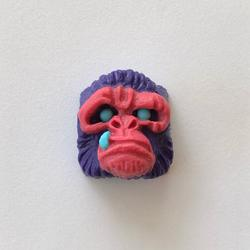Alpha Keycaps - alpha ape - Major Lazer