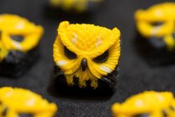 Alpha Keycaps - Keypora - Hazardous