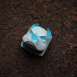 Alpha Keycaps - Mr Worldwide - Ice King