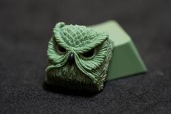 Alpha Keycaps - Keypora - 9009 Sage