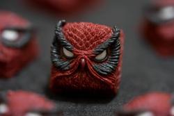 Alpha Keycaps - Keypora - Deadpool