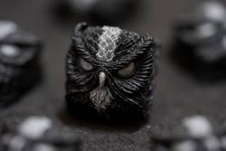 Alpha Keycaps - Keypora - Silver Bullet