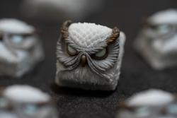 Alpha Keycaps - Keypora - Vulture