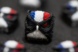 Alpha Keycaps - Keypora - Parisian