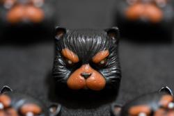 Alpha Keycaps - Salvador - Rottweiler