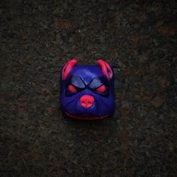 Alpha Keycaps - Mr Worldwide - Major Lazer