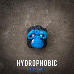Alpha Keycaps - alpha ape - Hydrophobic