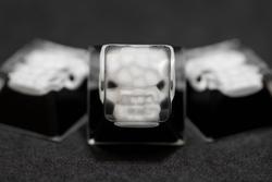 Alpha Keycaps - MF Belooga - Cranium