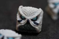 Alpha Keycaps - Keypora - White Fang
