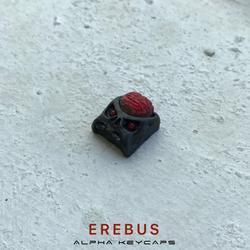 Alpha Keycaps - cherep - Erebus