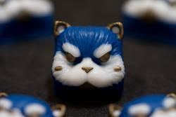 Alpha Keycaps - Salvador - Lapis Lazuli