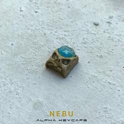 Alpha Keycaps - cherep - Nebu