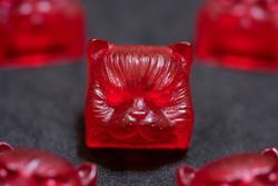 Alpha Keycaps - Salvador - Cherry Gummy