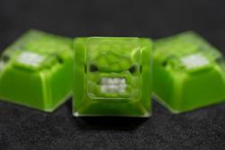 Alpha Keycaps - MF Belooga - Hulk