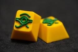 Alpha Keycaps - matapora - Straya