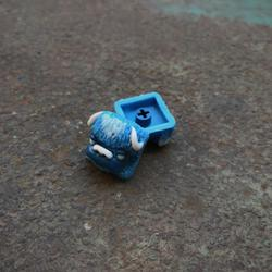 Alpha Keycaps - Albison - Water Tribe