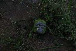 Alpha Keycaps - alpha ape - Moss