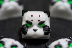 Alpha Keycaps - Salvador - Pandaren