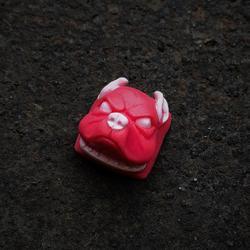 Alpha Keycaps - Mr Worldwide - Really Pink