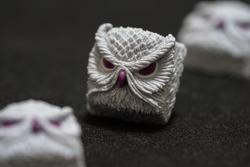 Alpha Keycaps - Keypora - HFO Off White