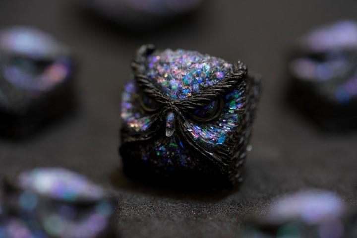 Alpha Keycaps - Alpha Centauri Keypora