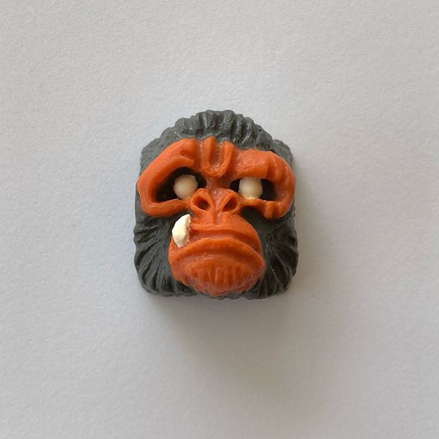 Alpha Keycaps - Carbon alpha ape