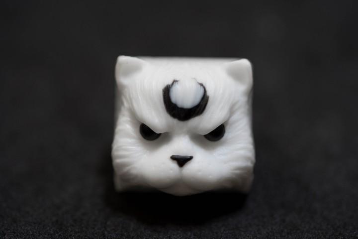 Alpha Keycaps - Luna Nero salvador