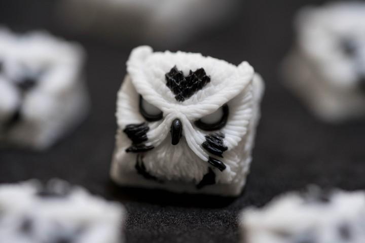 Alpha Keycaps - Tears of Sorrow Keypora