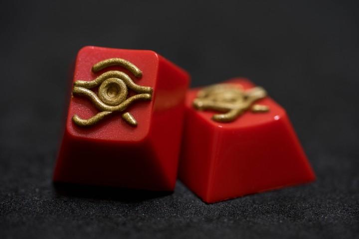 Alpha Keycaps - Hongbao Matapora