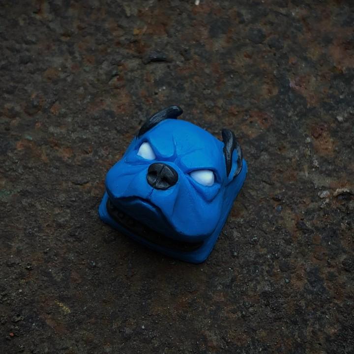 Alpha Keycaps - Hydrophobic Mr Worldwide