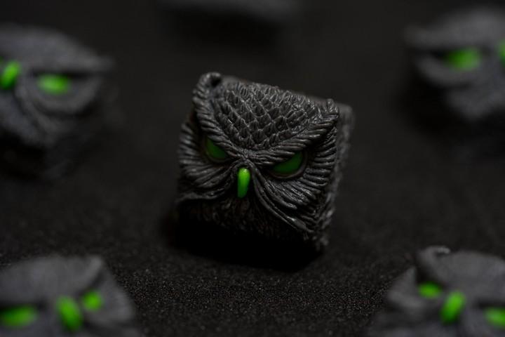 Alpha Keycaps - Hacker keypora