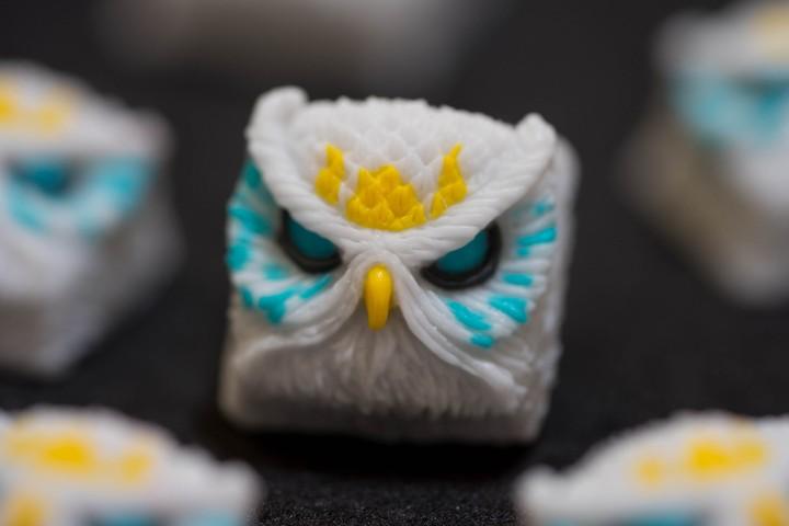 Alpha Keycaps - Seagull keypora