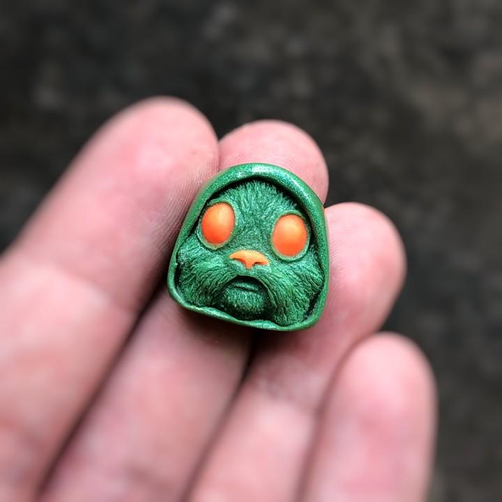 Alpha Keycaps - Chlorophyll Cell Jedi Blinker