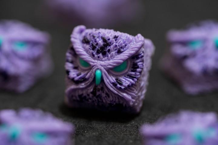 Alpha Keycaps - Artificial Taro keypora