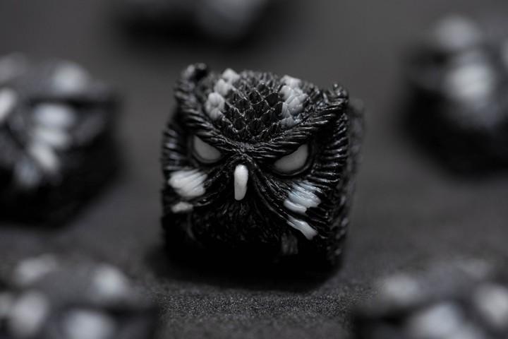 Alpha Keycaps - Momok Boi Keypora