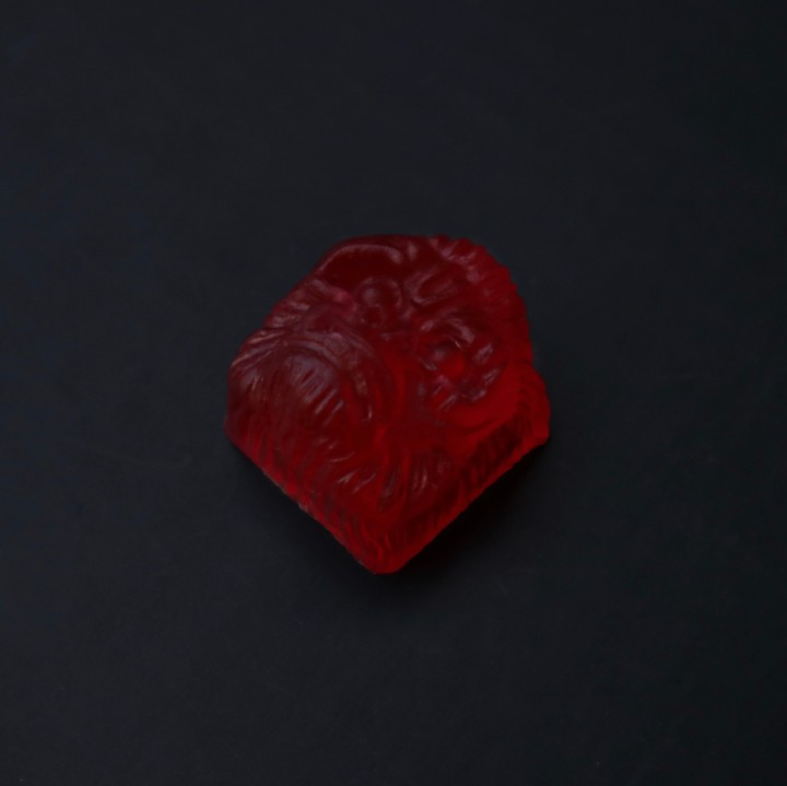 Alpha Keycaps - Ruby Alpha Ape