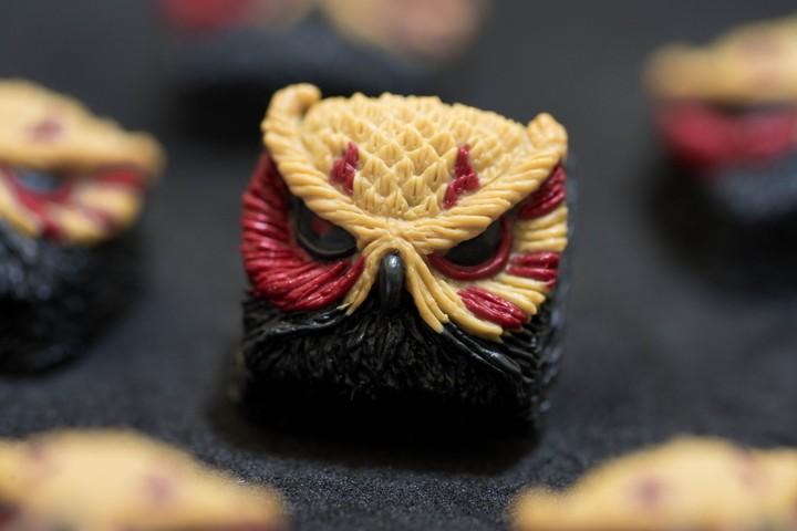 Alpha Keycaps - Lost Ronin keypora