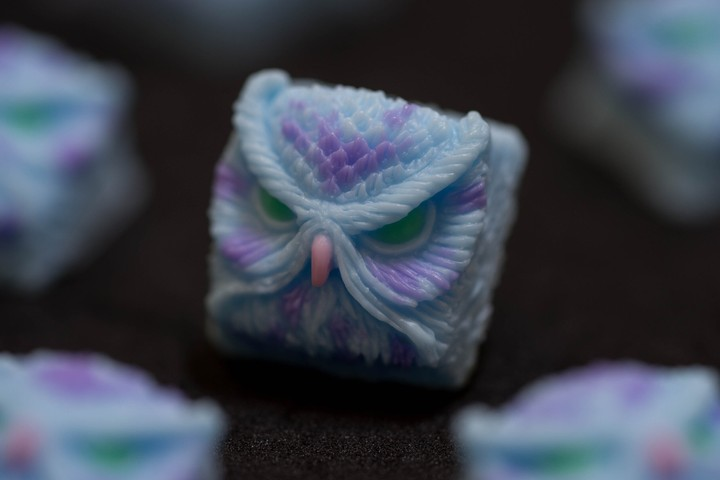 Alpha Keycaps - Galarian Puke keypora