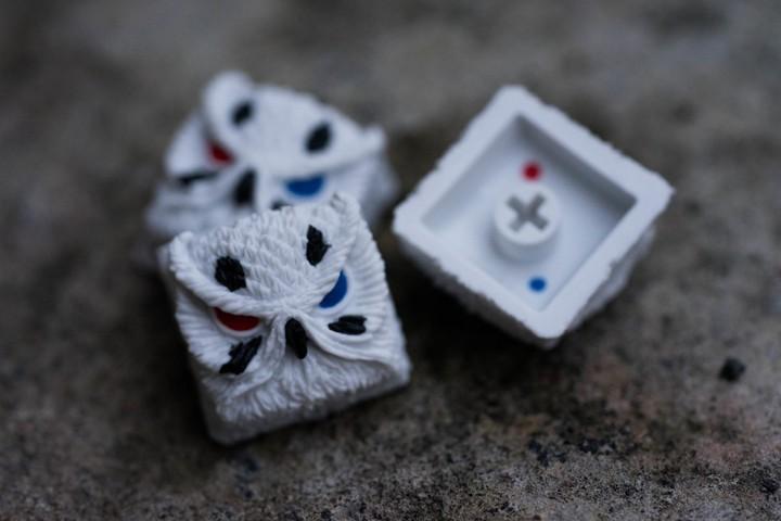 Alpha Keycaps - Taegeuk keypora