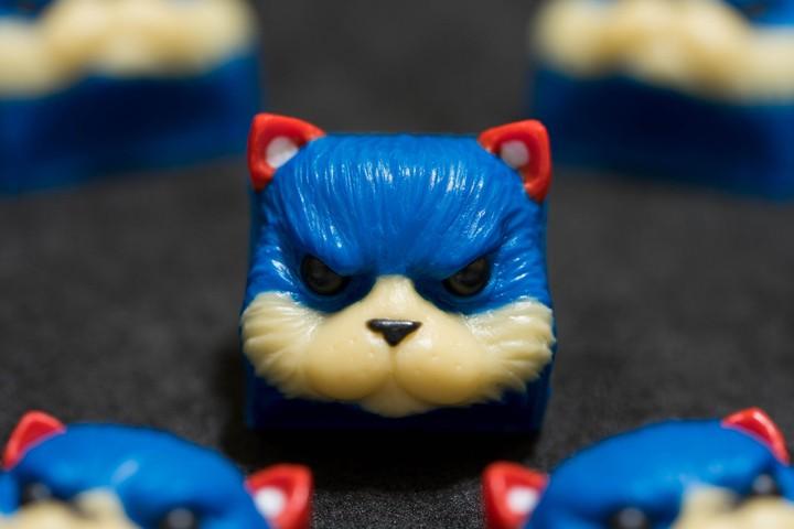 Alpha Keycaps - Sonic Salvador