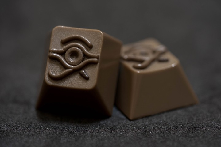Alpha Keycaps - Turdpack matapora
