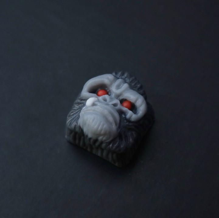 Alpha Keycaps - OG alpha ape