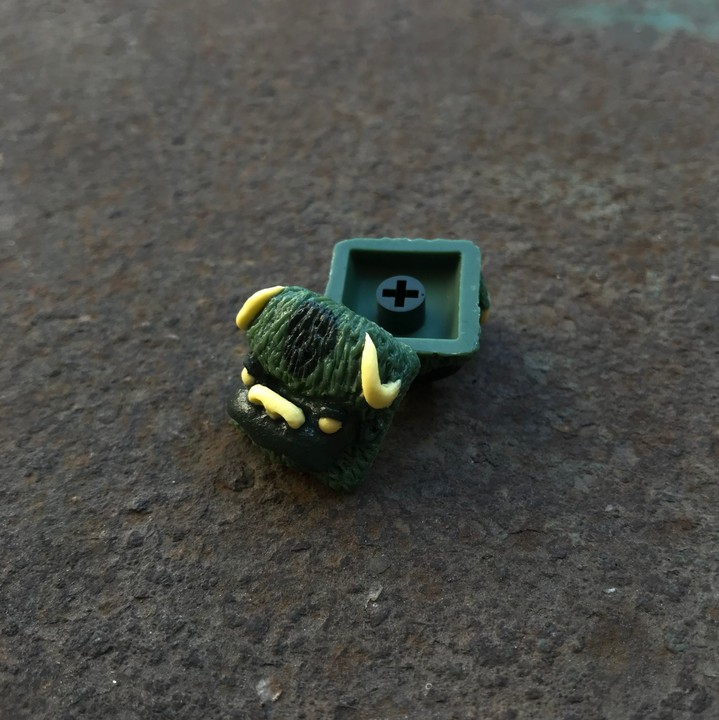 Alpha Keycaps - Earth Nation Albison