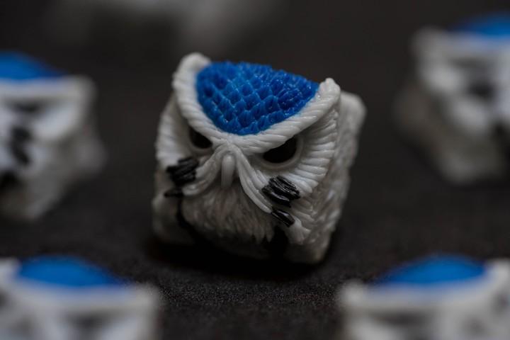 Alpha Keycaps - Bad Guy Keypora