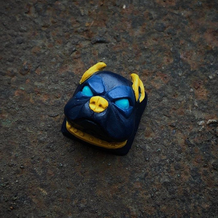 Alpha Keycaps - Submariner mr worldwide