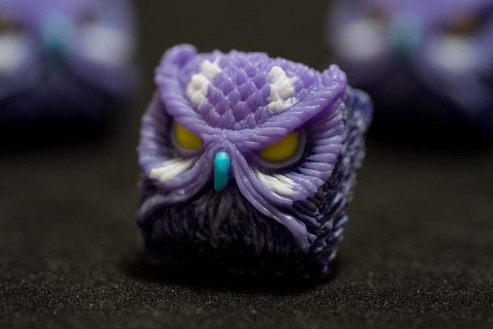 Alpha Keycaps - TAR-00 keypora